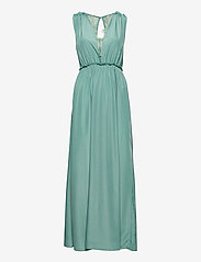YAS - YASELENA SL MAXI DRESS - SHOW - kveldskjoler - oil blue - 0