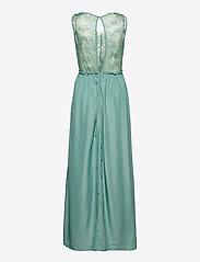 YAS - YASELENA SL MAXI DRESS - SHOW - kveldskjoler - oil blue - 1