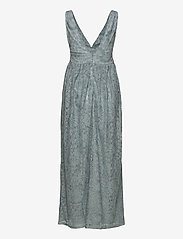 YAS - YASCHESHIRE SL MAXI DRESS - SHOW - maxi kjoler - blue heaven - 1