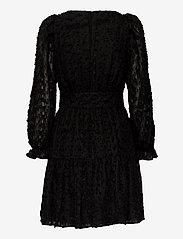 YAS - YASVIVIAN LS DRESS - cocktail-kjoler - black - 1
