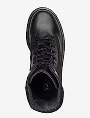 YAS - YASMONTRO BOOTS - platta ankelboots - black - 3