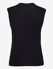 YAS - YASZAL WAISTCOAT D2D - knitted vests - sky captain - 1