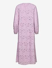 YAS - YASTULIPPA 7/8 KAFTAN DRESS - CA S. - maxi dresses - lavender frost - 1