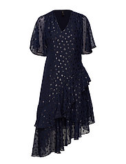 YASNIGHTA DRESS - NIGHT SKY