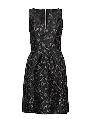 YASLOSHA SL DRESS - BLACK