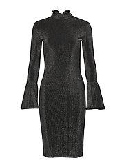 YASJENNIFER LS DRESS - SHOW - BLACK