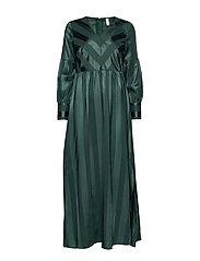 YASAUDREY LS MAXI DRESS - SHOW - GREEN GABLES