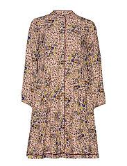 YASSEVILLE 7/8 DRESS FT - CAMEO ROSE