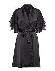 YASABIGAIL SS DRESS - BLACK