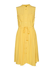 YASNEELA SL DRESS VIP - PRIMROSE YELLOW