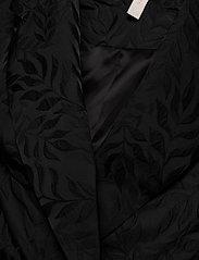 YAS - YASRESNICK COAT - SHOW - dunne jassen - black - 2