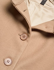 YAS - YASMALVAN WAISTCOAT CA - wollen jassen - tawny brown - 3