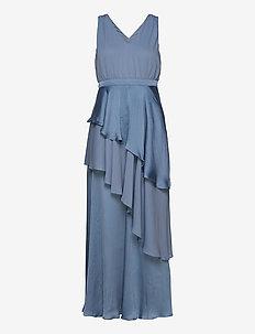 YASDORY SL MAXI DRESS - SHOW - maxiklänningar - blue heaven