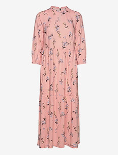 YASPLEANA LONG DRESS SPRING D2D - ROSETTE