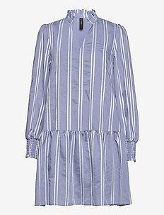 YASHOPPA LS DRESS - DF - sommarklänningar - dusk blue