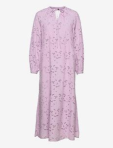 YASTULIPPA 7/8 KAFTAN DRESS - CA S. - maxi dresses - lavender frost