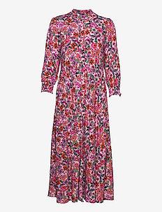 YASALIRA 3/4 LONG DRESS S. - hverdagskjoler - blushing bride