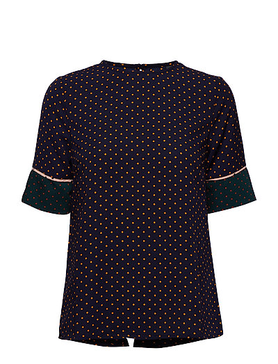 YASMULTI DOT TEE - NIGHT SKY