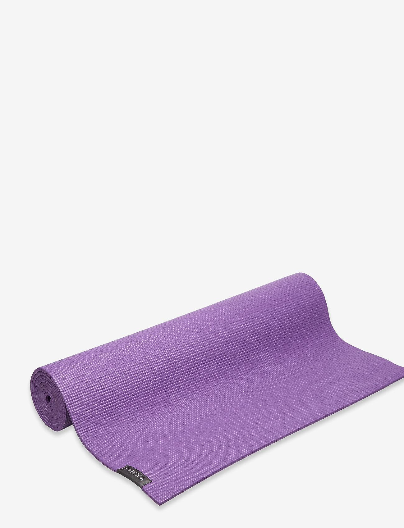 Yogiraj - All-round yoga mat 6 mm - Yogiraj - yogamatten & ausrüstung - lilac purple - 0