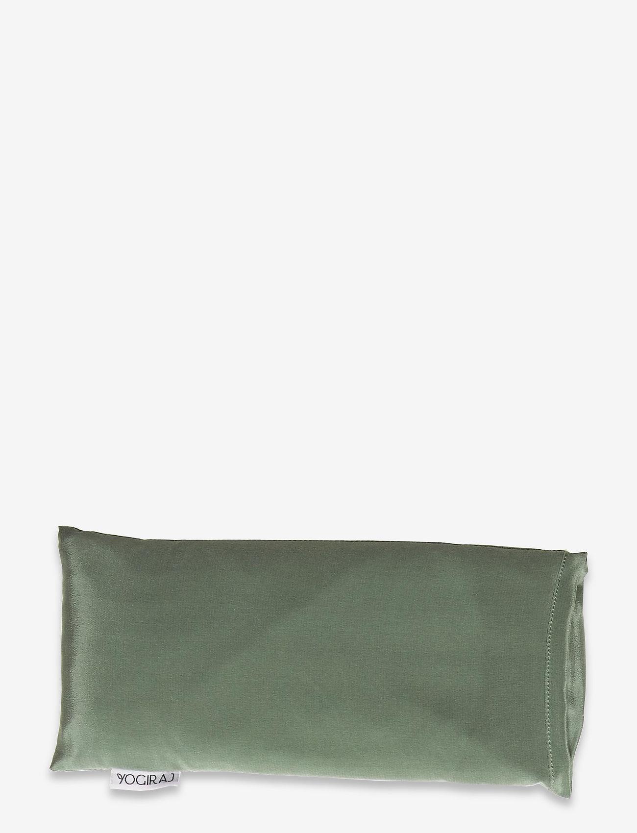 Yogiraj - Eye pillow - YOGIRAJ - yogamatten en -accessoires - moss green - 0