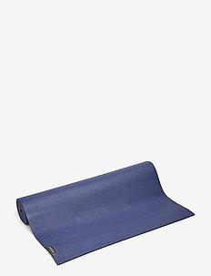 All-round yoga mat 6 mm - Yogiraj - yogamatten en -accessoires - blueberry blue