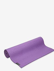 All-round yoga mat 6 mm - Yogiraj - yogamåtter & tilbehør - lilac purple