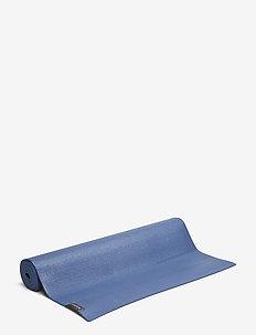 All-round yoga mat 4 mm - Yogiraj - yogamatten en -accessoires - blueberry blue