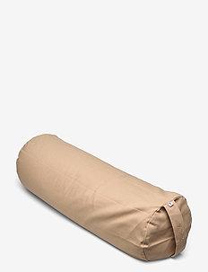 Bolster - YOGIRAJ - yogamatten en -accessoires - beach beige