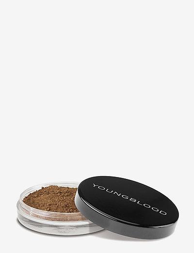 LOOSE MINERAL FOUND MAHOGANY - puder - mahogany