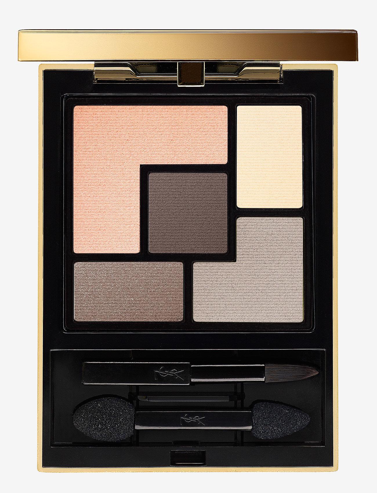 Yves Saint Laurent - Couture Palette For Smokey Eye - Ögonskuggspalett - 04 saharienne - 0