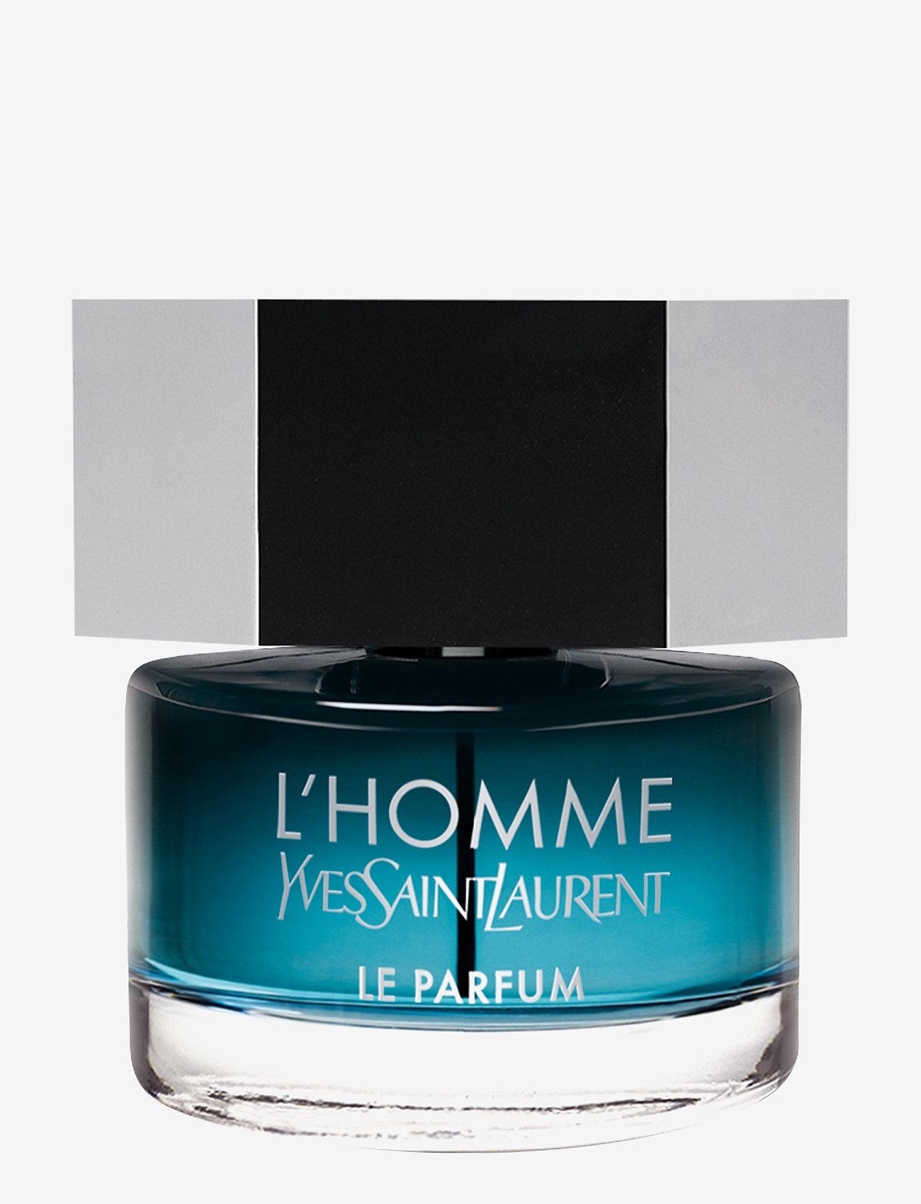 Yves Saint Laurent - Yves Saint Laurent L`Homme Le Parfum - eau de parfum - clear