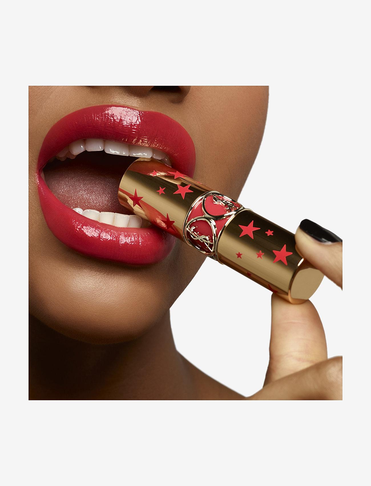 Yves Saint Laurent - Yves Saint Laurent Rouge Volupté  12 Collector 2020 - læbestift - 12