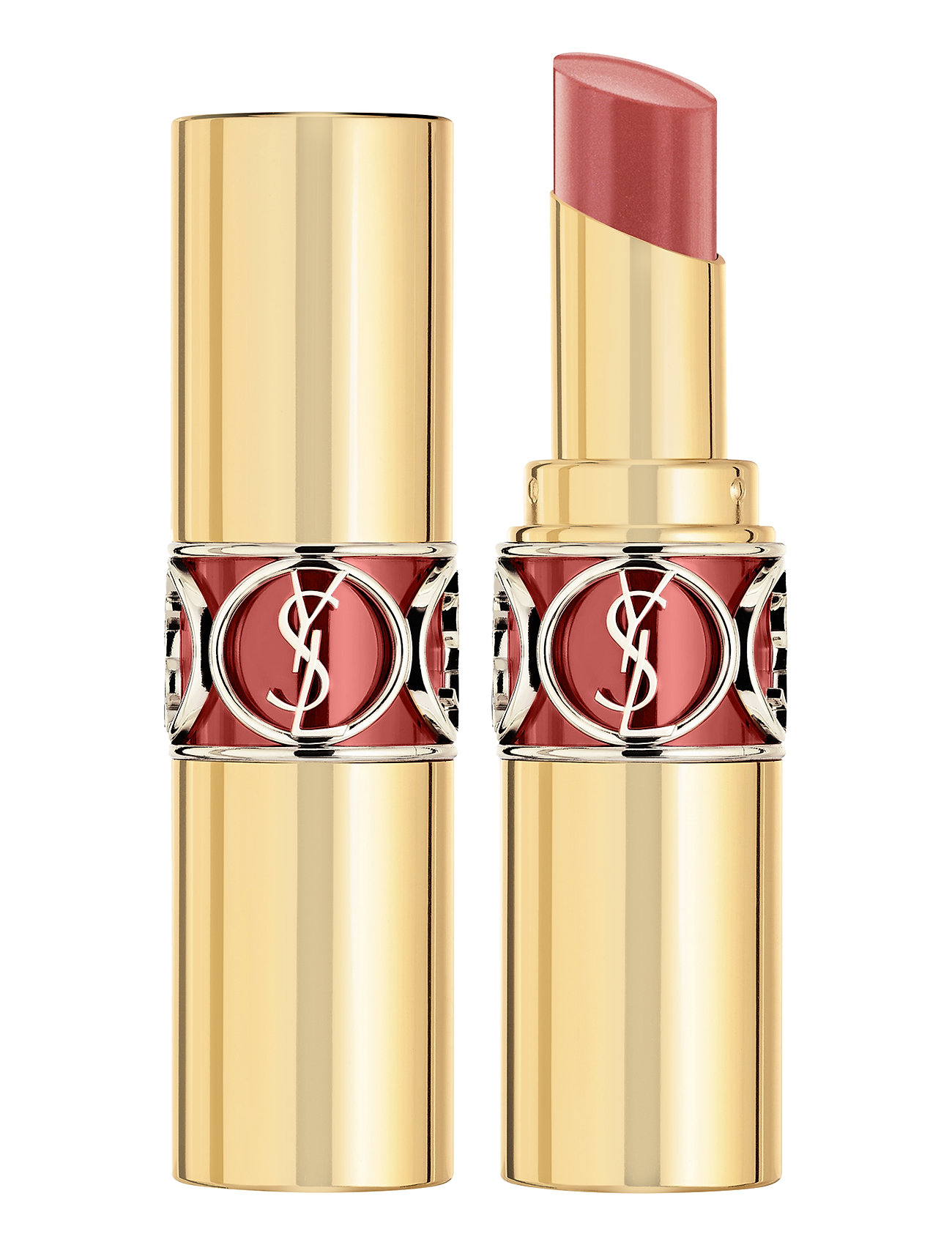 Yves Saint Laurent Rouge Volupté Shine  9 Nude in private
