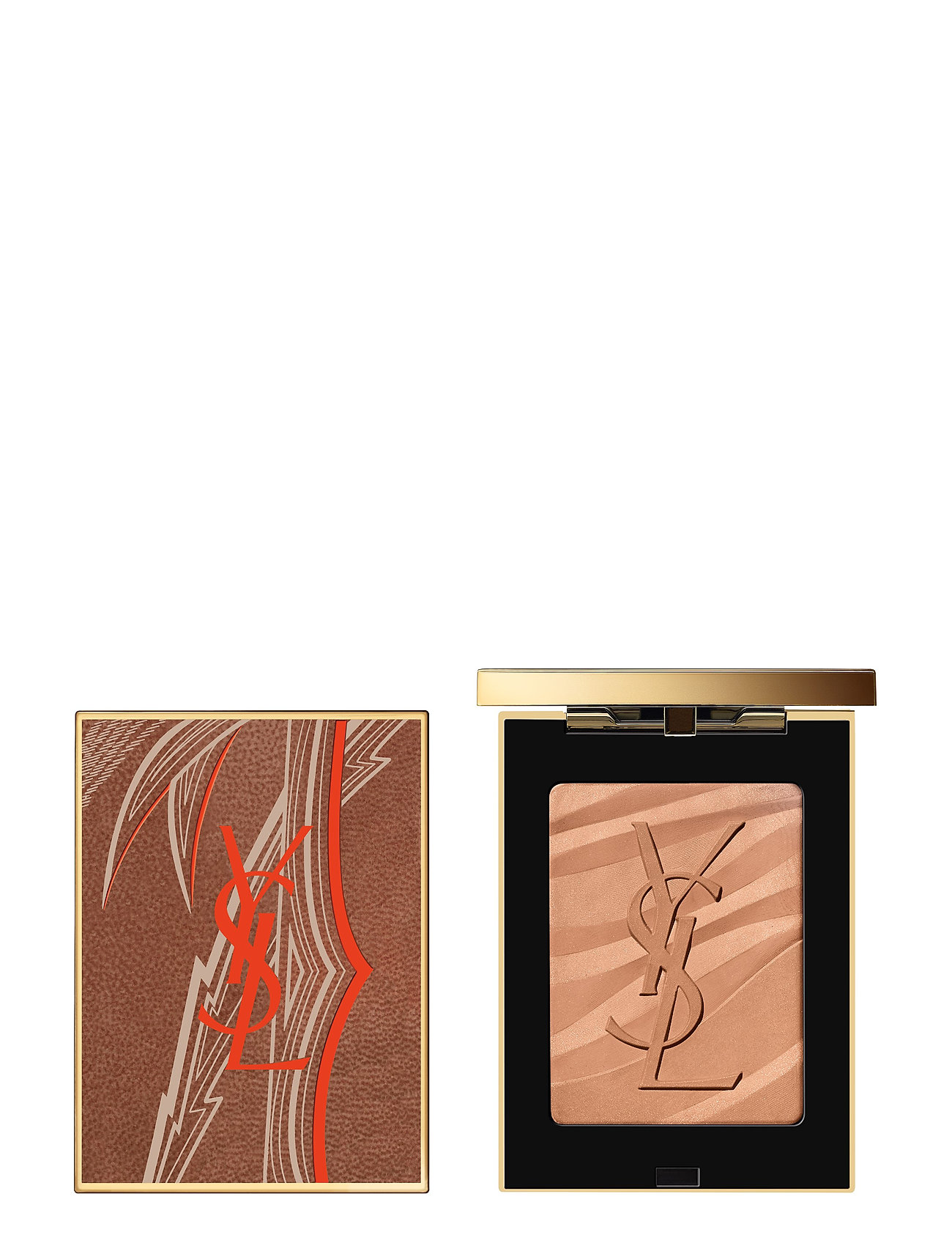 Yves Saint Laurent Bronzing Stone Light Sum19 Os - LIGHT