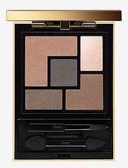 Yves Saint Laurent - Couture Palette For Smokey Eye - Ögonskuggspalett - 02 fauves - 0