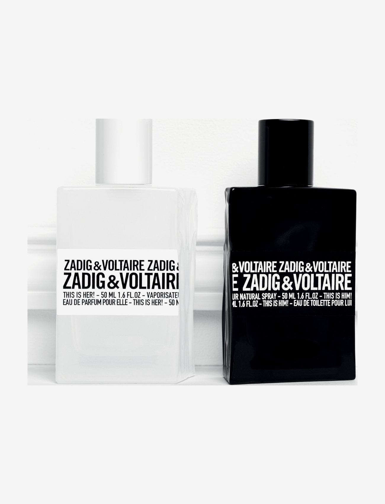 Zadig & Voltaire Fragrance - THIS IS HER! EAU DE PARFUM - parfume - no color - 3