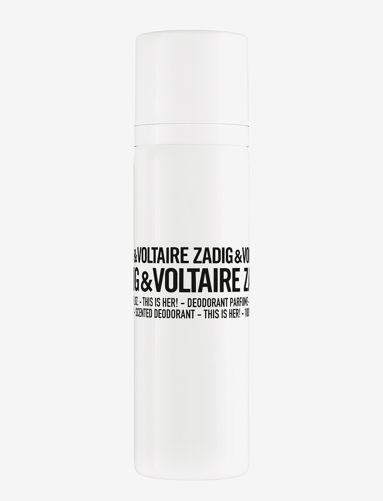 Zadig & Voltaire Fragrance - THIS IS HER! DEODORANT SPRAY - deospray - no color - 0