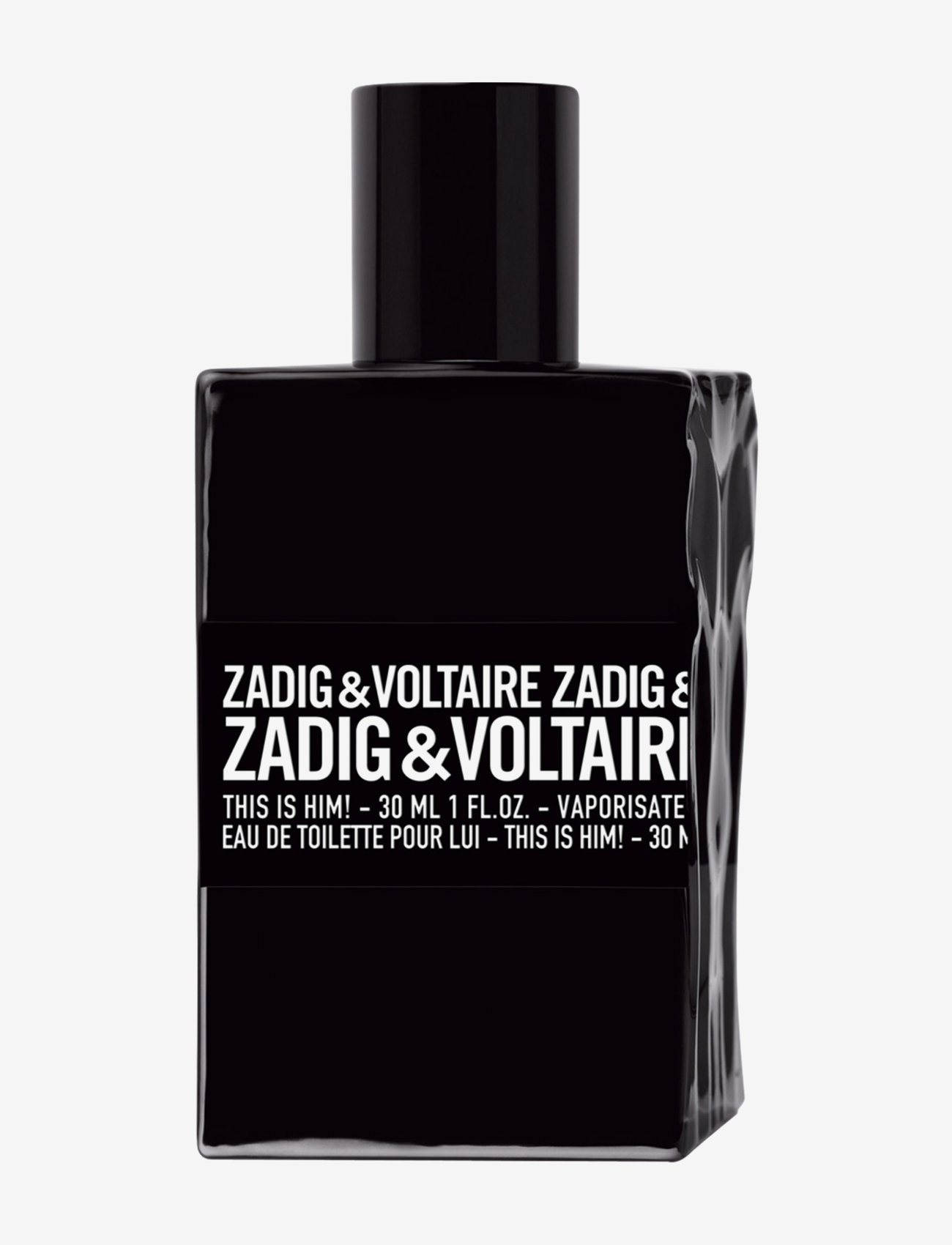Zadig & Voltaire Fragrance - THIS IS HIM! EAU DE TOILETTE - eau de toilette - no color - 0