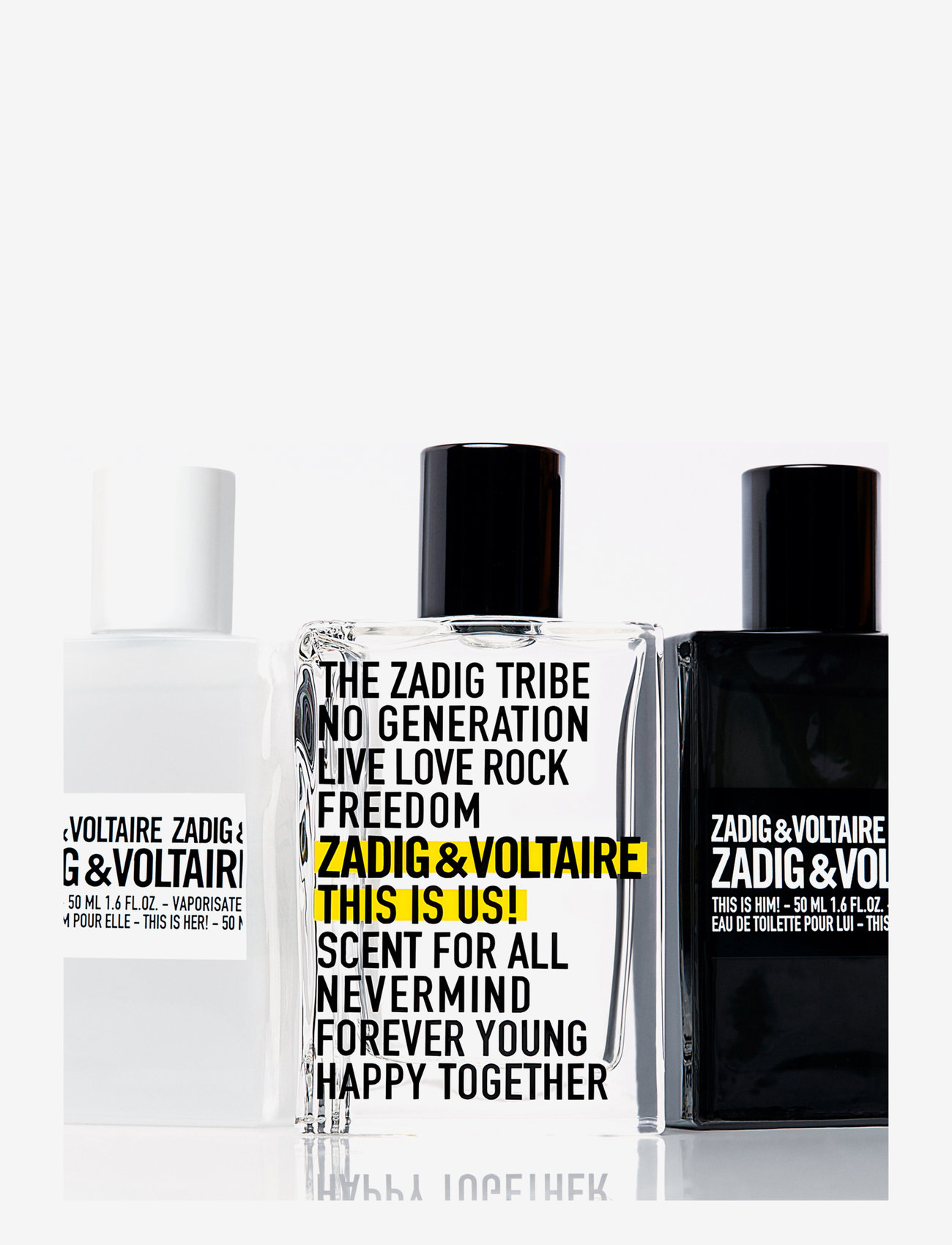 Zadig & Voltaire Fragrance - THIS IS US EAU DETOILETTE - parfume - no color - 3