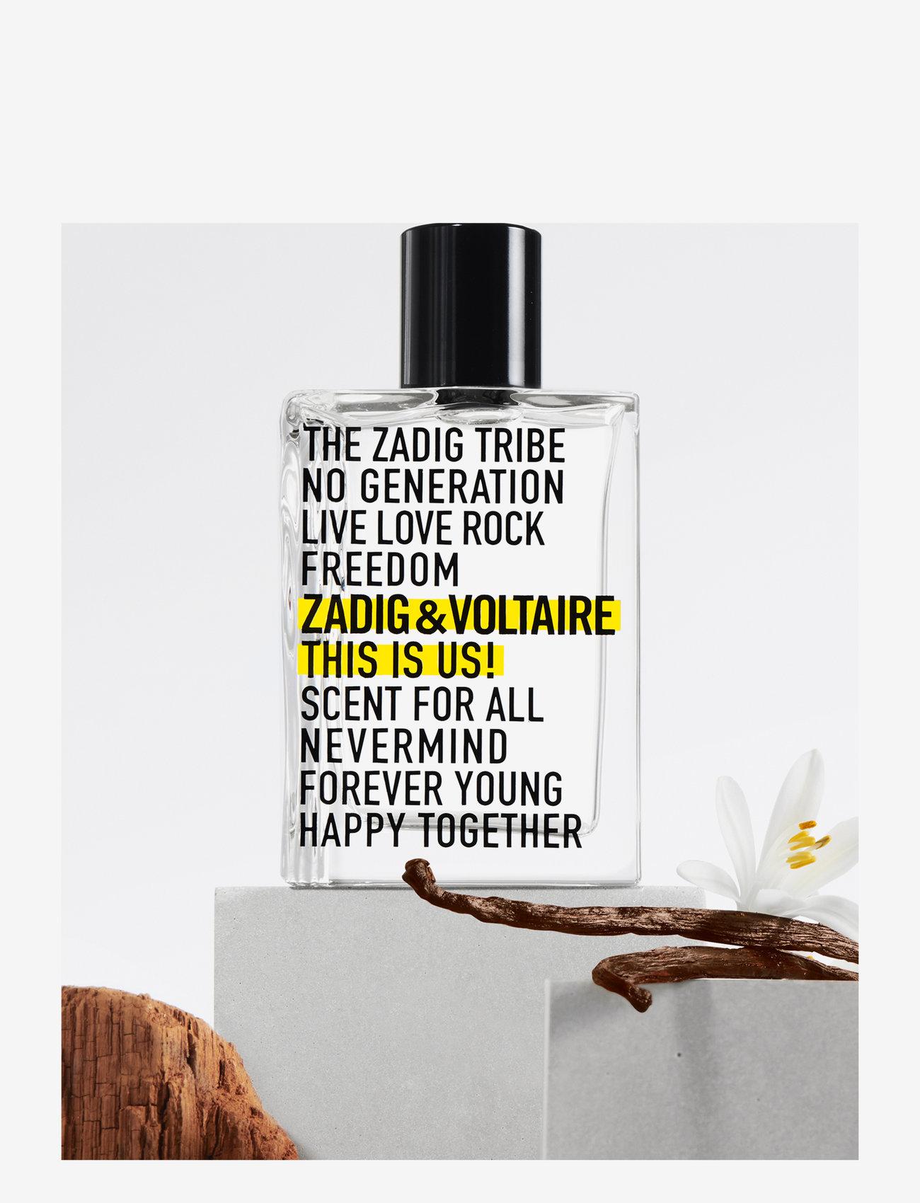 Zadig & Voltaire Fragrance - THIS IS US EAU DETOILETTE - parfume - no color - 2