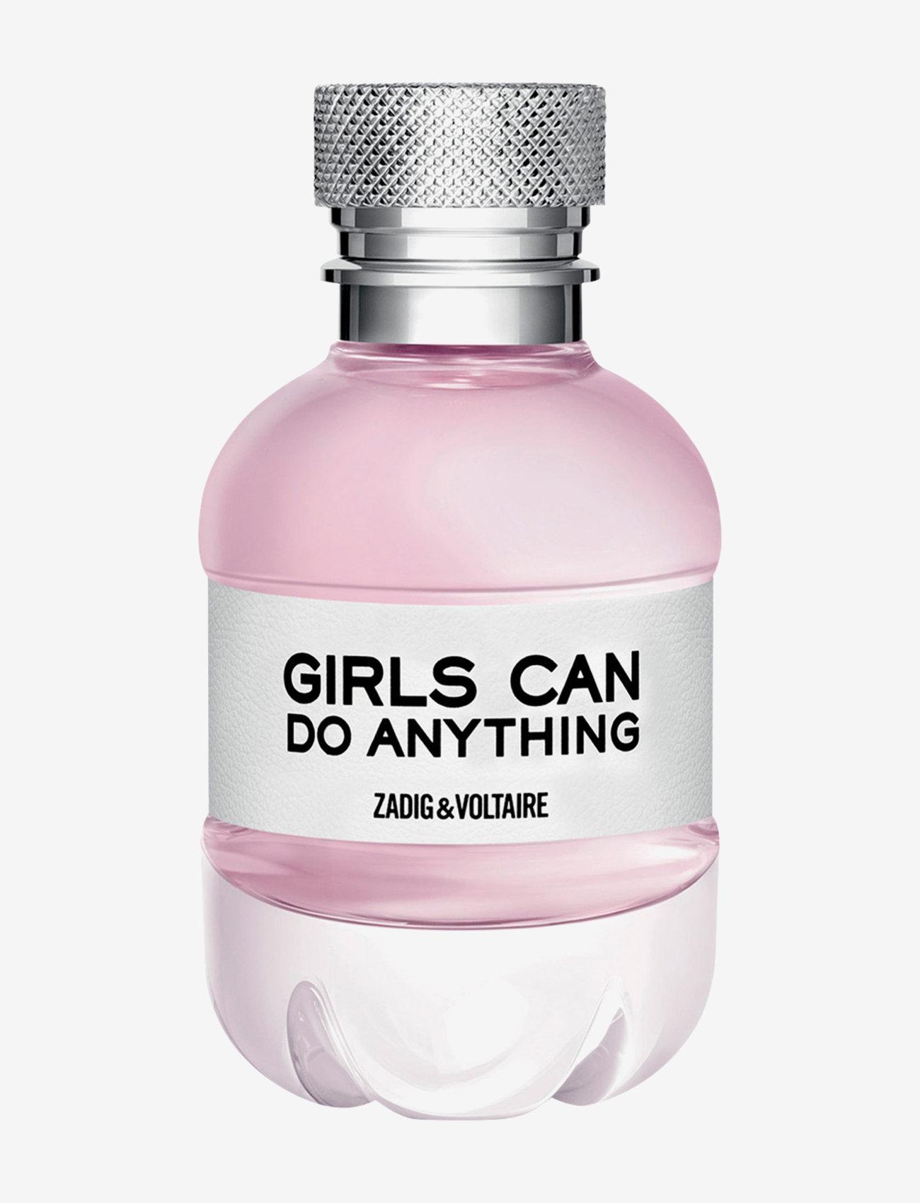 Zadig & Voltaire Fragrance - GIRLS CAN DO ANYTHING EAU DE PARFUM - hajuvesi - no color - 0