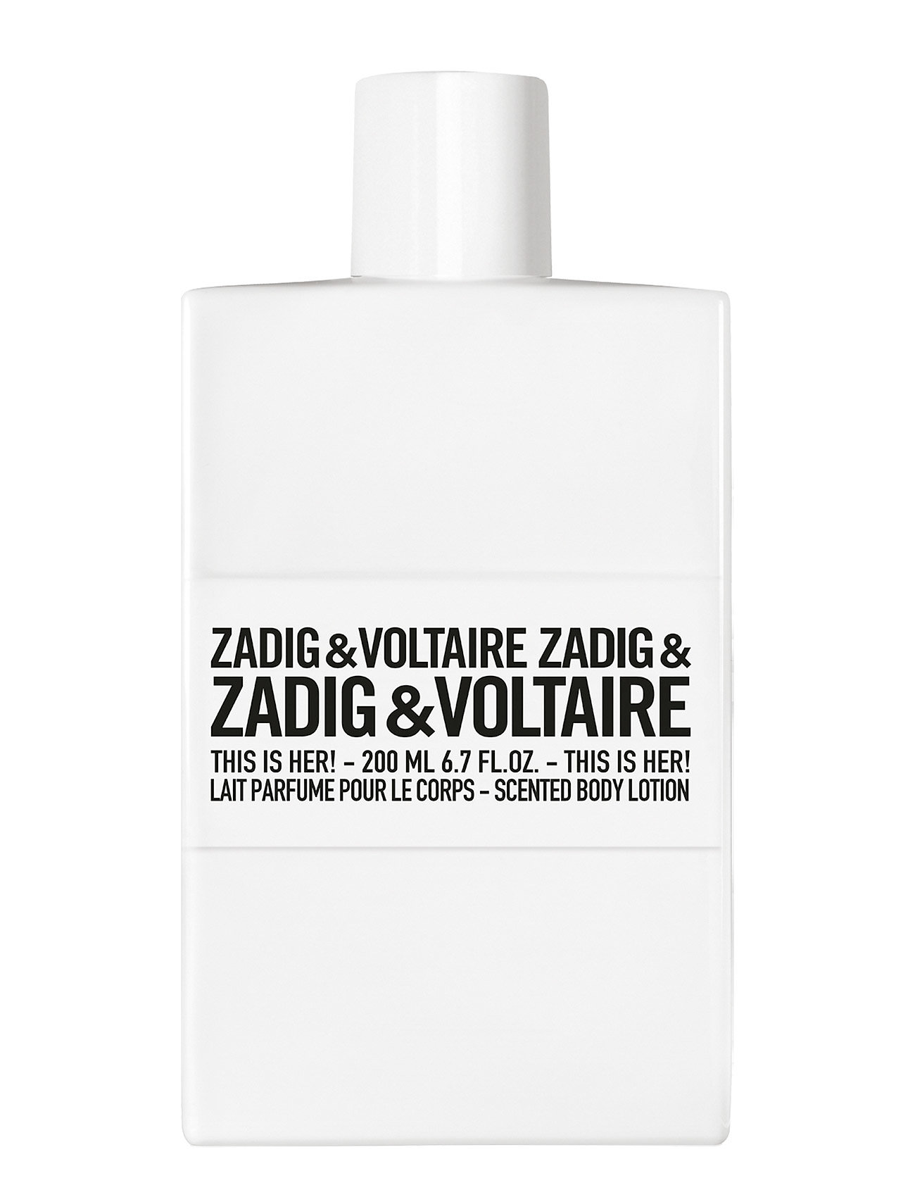 Zadig & Voltaire Fragrance THIS IS HER! BODYLOTION