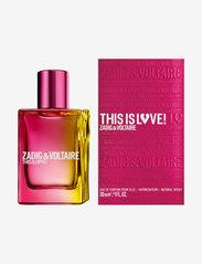 Zadig & Voltaire Fragrance - THIS IS LOVE HER EAU DE PARFUM - parfume - no color - 1