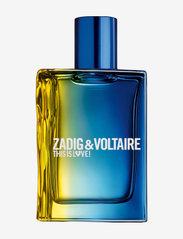 Zadig & Voltaire Fragrance - THIS IS LOVE HIM EAU DE TOILETTE - eau de toilette - no color - 0