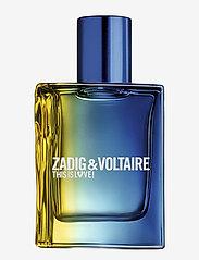 Zadig & Voltaire Fragrance - THIS IS LOVE HIM EAU DE TOILETTE - eau de toilette - no color - 1