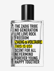 Zadig & Voltaire Fragrance - THIS IS US EAU DETOILETTE - parfume - no color - 0