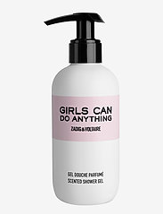 Zadig & Voltaire Fragrance - GIRLS CAN DO ANYTHING SHOWER GEL - suihkugeeli - no color - 0