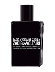 Zadig & Voltaire Fragrance THIS IS HIM! EAU DE TOILETTE - NO COLOR