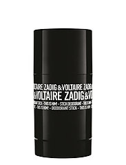 Zadig & Voltaire Fragrance THIS IS HIM! DEODORANT STICK - NO COLOR