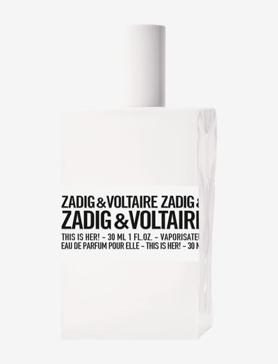 THIS IS HER! EAU DE PARFUM - hajuvesi - no color